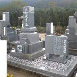 まんのう町で既存墓石を再研磨やリフォームをさせて頂きました。