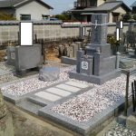 東かがわ市で庵治細目特級石の墓石を建てさせて頂きました