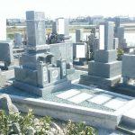 観音寺市 自治会墓地で墓石の据え直し他リフォームをさせて頂きました