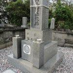 香川県木田郡三木町の地域墓地でお墓の移設工事を行いました。既存の庵治石のお墓を再研磨してリフォームしました。